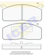 Icer Brakes 140313 - JGO.PASTILLAS S/A.