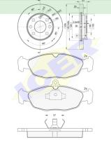 Icer Brakes 308581440 - PREMIUM KIT
