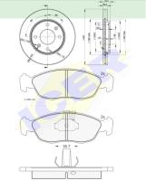 Icer Brakes 309324694 - PREMIUM KIT
