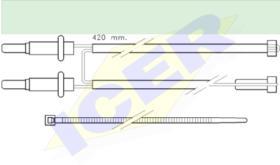 Icer Brakes 610114 - INDICADORES DESGASTE