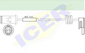 Icer Brakes 610236E - INDICAD.DESGASTE CAMION 2UD.430MM.