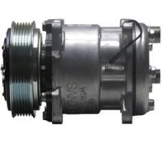 Ctr 1201053 - YORK EF206R FLANGIA